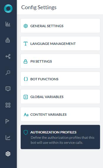 Setting Up Authorization using OAuth v2 - Kore ai Documentation