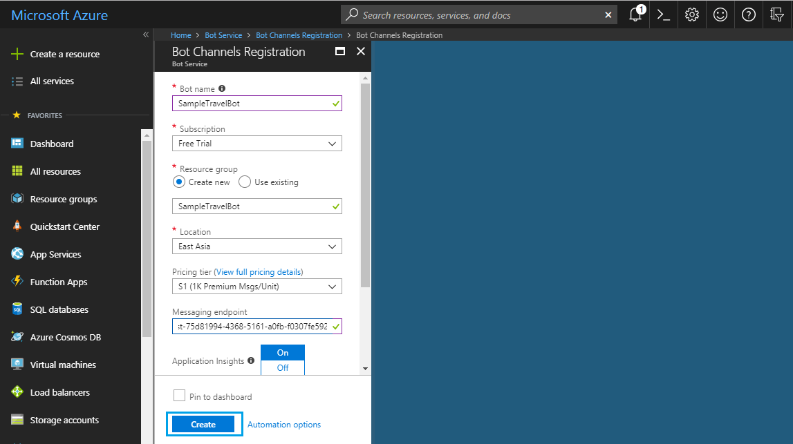 Adding the Microsoft Teams Channel - Kore ai Documentation