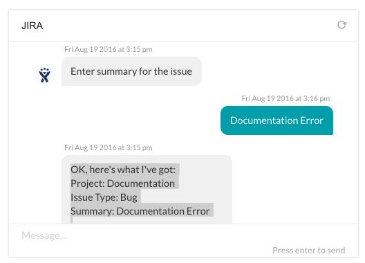 Interacting with a Kore ai Bot - Kore ai Documentation